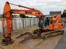 HITACHI Excavators ZX240LCK