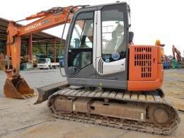 HITACHI Excavators ZX75US-3                                                                         2012