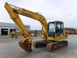 KOMATSU Excavators PC120-8                                                                         2014
