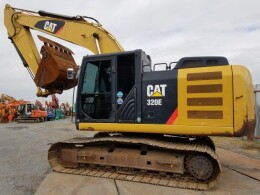 CATERPILLER Excavators 320E                                                                         2012