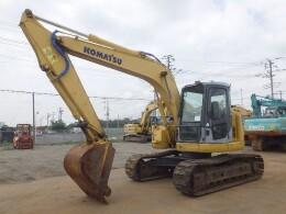 KOMATSU Excavators PC128US-2E1                                                                         2004