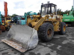 TCM Wheel loaders 850-S10                                                                         1989