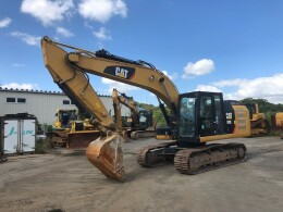 CATERPILLER Excavators 320E                                                                         2013