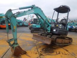 KOBELCO Mini excavators SK30SR-5-PW14                                                                         2008