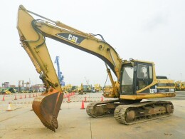 CATERPILLER Excavators 320B-3MR                                                                         1997