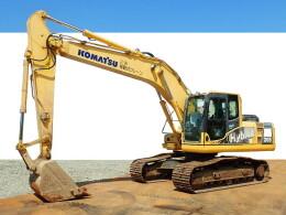 コマツ HB205-1 往復配管・クレーン・ハイブリッド 2012