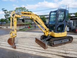 KOMATSU Mini excavators PC30MR-3N1                                                                         2009
