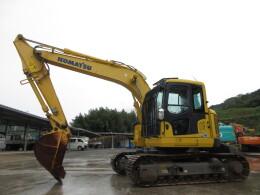 KOMATSU Excavators PC138US-8 往復配管 解体仕様 フロントガード マルチレバー                                                                         2013