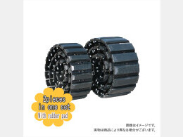 Others Parts/Others(Construction) ZX120  パット付シューリンクアッセン1台分