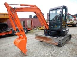 TAKEUCHI Mini excavators TB138FR                                                                         2013