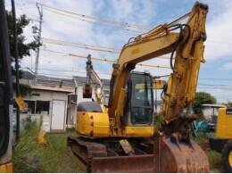 KOMATSU Excavators PC78US-6N0                                                                         2006