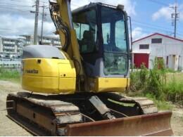 KOMATSU Excavators PC78US-6                                                                         2002