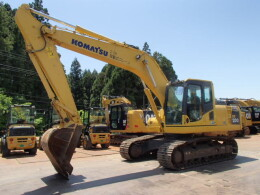 KOMATSU PC200-8N1 2013