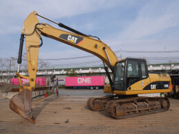 CATERPILLAR Excavators 320D                                                                         2008