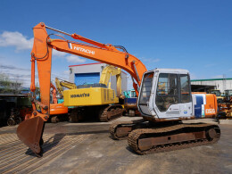 HITACHI Excavators EX120-2m-1EW                                                                         1993