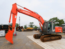 HITACHI Excavators ZX200-3                                                                         2008