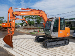 HITACHI Excavators ZX70                                                                         2007