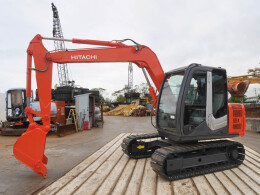 HITACHI Excavators ZX70-3                                                                         2011