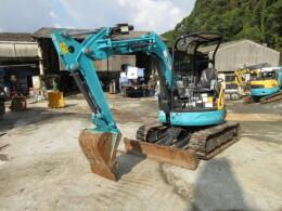 クボタ ミニ油圧ショベル(ミニユンボ) RX-406                                                                         2013年