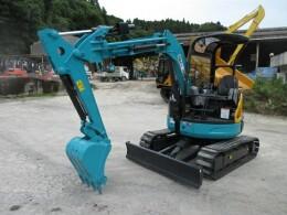 クボタ ミニ油圧ショベル(ミニユンボ) RX-406                                                                         2012年