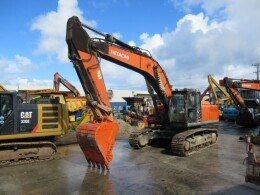HITACHI Excavators ZX350K-3                                                                         2008