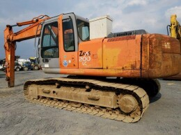 HITACHI Excavators ZX200LC