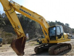 KOMATSU Excavators PC200-8N1                                                                         2013