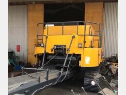オカダアイヨン 環境機械 CR3615 コンクリート破砕機 130馬力 処理能力:35t~80t/h                                                                         1997年
