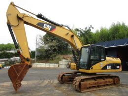 CATERPILLAR Excavators 320D-E                                                                         2012