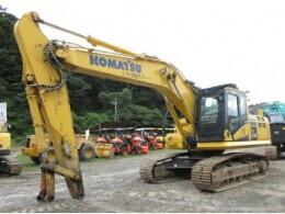 KOBELCO Excavators PC210-10                                                                         2015