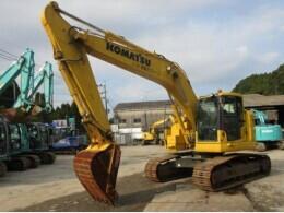 KOMATSU Excavators PC228US-10                                                                         2014