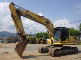 KOMATSU Excavators PC210-8N1                                                                         2008