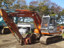 HITACHI Excavators EX120-1                                                                         1989