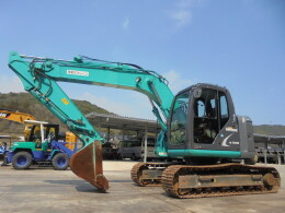 KOBELCO Excavators SK125SR クレーン マルチ 併用配管                                                                         2013