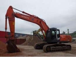 HITACHI Excavators ZX350LCK-3                                                                         2012