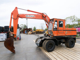 HITACHI Excavators WH04D-175                                                                         1981