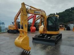 KOMATSU Excavators PC78US-10                                                                         2015