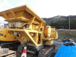 コマツ 環境機械 BR210JG-1 コンクリート破砕機 能力:25t~85t/hr 価格交渉可。                                                                         1998年