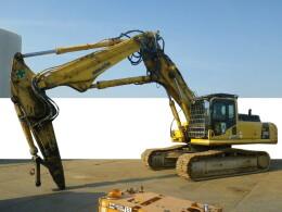 KOMATSU Excavators PC350LC-8 解体仕様  2ピースブーム 5本配管                                                                         2008