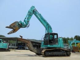 KOBELCO Excavators SK235SRD-3 自動車解体機                                                                         2015