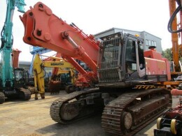 HITACHI Excavators ZX480LCK-3                                                                         2007