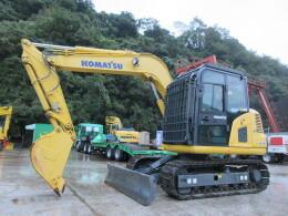 KOMATSU Excavators PC60-8 往復配管 解体仕様 フロントガード マルチレバー                                                                         2014