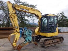KOMATSU Excavators PC78US-8                                                                         2012