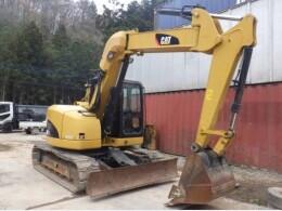 CATERPILLER Excavators 308DSR-2                                                                         2012