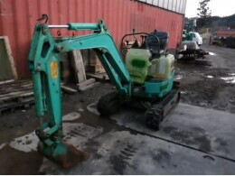 YANMAR Mini excavators VIO010-2                                                                         2005