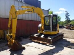 SUMITOMO Excavators SH75X-3                                                                         2003
