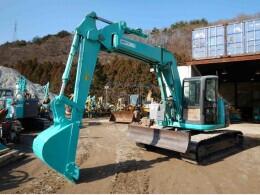 KOBELCO Excavators SK130UR-1ES                                                                         2008