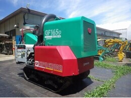 その他メーカー 環境機械 GF165DE-K 木材破砕機 グリーンフレーカ                                                                         2012年