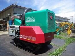 その他メーカー GF165DE-K 木材破砕機 グリーンフレーカ 2012