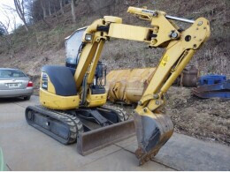 KOMATSU Mini excavators PC30UU-5 クレーン仕様!レンタル可!!                                                                         2009